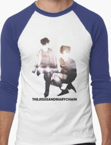The Jesus and Mary Chain Men's Baseball ¾ T-Shirt