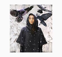 """snow ravens"" Unisex T-Shirt"