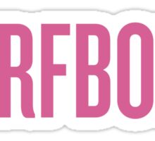 SERFBORT Sticker