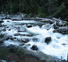 Yosmite Merced River by Bellavista2