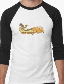 Volkswagen Kombi Tee shirt - 70 Surf Men's Baseball ¾ T-Shirt
