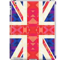 Great Britain Flag #2 iPad Case/Skin