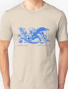 Carpe Diem Carpe Noctem Slogan T-Shirt