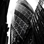 The Gherkin by pablohon3y