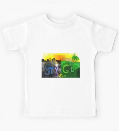 The Outsiders Kids Tee