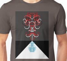 Psychedelic Alice 5 Unisex T-Shirt