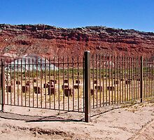 R.I.P. Paria, Utah by John Weakly