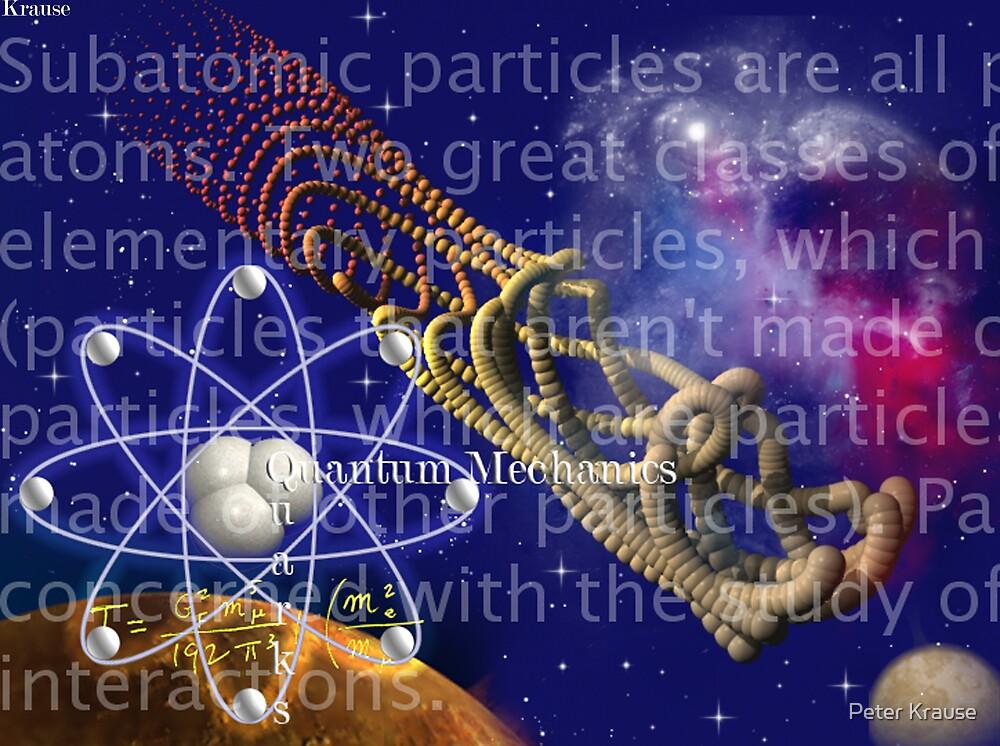 Sub-atomic by Peter Krause