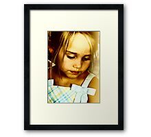 preciousness Framed Print