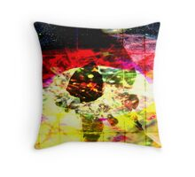 A Black Hole of sorts Throw Pillow