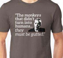 Philomena Cunk: Monkeys Unisex T-Shirt
