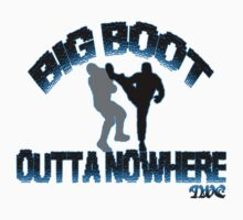 Big Boot Outta Nowhere! Kids Clothes