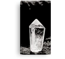 Fantasy crystal  Canvas Print