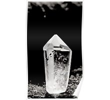Fantasy crystal  Poster
