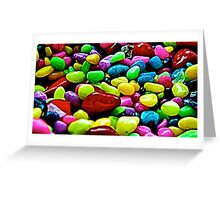 Happy Pebbles Bright  Greeting Card