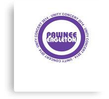 Pawnee Unity Concert 2014 Canvas Print
