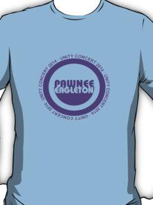 Pawnee Unity Concert 2014 T-Shirt