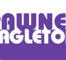 Pawnee Unity Concert 2014 Sticker