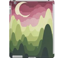 Peaks iPad Case/Skin