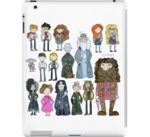 Harry Potter Cast iPad Case/Skin
