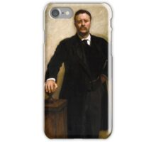 President Theodore Roosevelt iPhone Case/Skin
