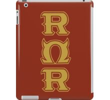 Monsters U: Roar Omega Roar iPad Case/Skin