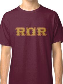 Monsters U: Roar Omega Roar Classic T-Shirt