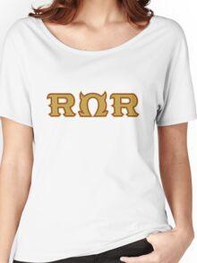 Monsters U: Roar Omega Roar Women's Relaxed Fit T-Shirt