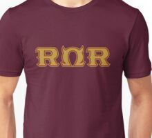 Monsters U: Roar Omega Roar Unisex T-Shirt