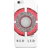 Red_Led iPhone Case/Skin