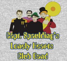 Capt. Spaulding's Lonely Hearts Club Band One Piece - Long Sleeve