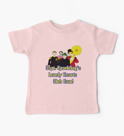 Capt. Spaulding's Lonely Hearts Club Band Baby Tee
