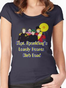 Capt. Spaulding's Lonely Hearts Club Band Women's Fitted Scoop T-Shirt