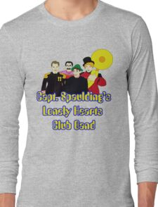 Capt. Spaulding's Lonely Hearts Club Band Long Sleeve T-Shirt