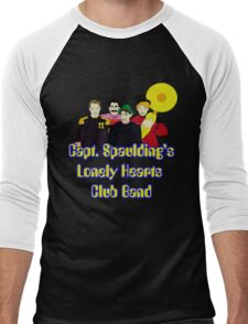 Capt. Spaulding's Lonely Hearts Club Band Men's Baseball ¾ T-Shirt