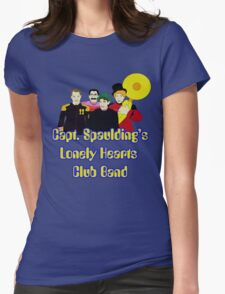 Capt. Spaulding's Lonely Hearts Club Band Womens Fitted T-Shirt
