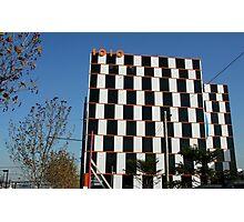 1010 building, Docklands Melbourne Photographic Print