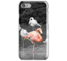 Am i the only one that is Pink? iPhone Case/Skin