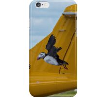 Aurigny Airlines ATR 72 tail livery iPhone Case/Skin