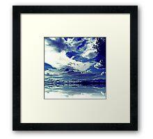 SKY SCAPE    Framed Print
