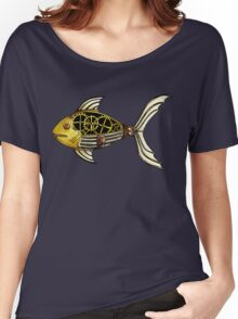 SteamPunk Fish Women's Relaxed Fit T-Shirt