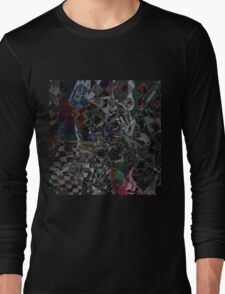 Harlequin #8 Long Sleeve T-Shirt