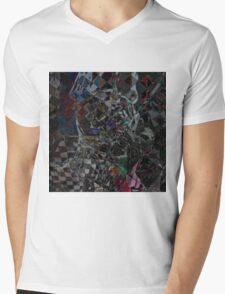 Harlequin #8 Mens V-Neck T-Shirt