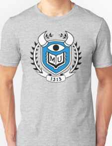 Monsters University Emblem T-Shirt