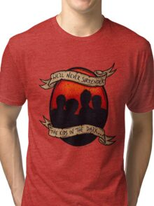 Kids in the Dark Tri-blend T-Shirt