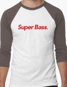 Super Bass Men's Baseball ¾ T-Shirt
