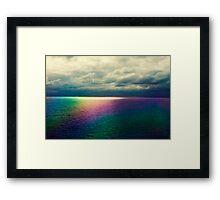 Bon Voyage !  Framed Print