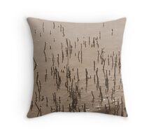 Mangrove Air Throw Pillow