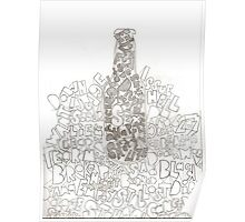 happiness in a bottle Poster