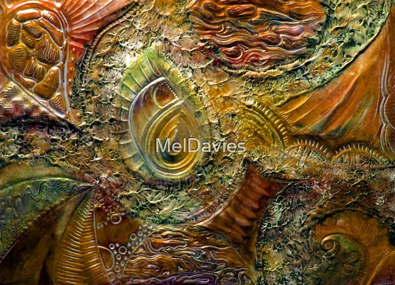 Bronze (Kiwi Magic) by MelDavies